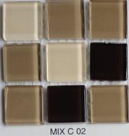 Мозаика для кухонного фартука Vivacer MixC02