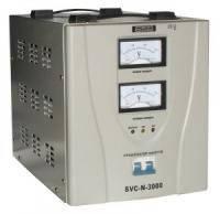 Стабілізатор напруги сервопривідний SVC-N-3000 / Стабилизатор напряжения SVC-N-3000