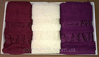 Кухонные полотенца (ТМ Pupilla) Vip бамбук 40*60 (3шт.)
