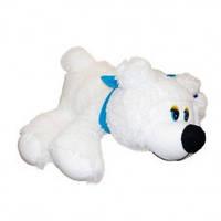 Мягкая игрушка Медведь с шарфом