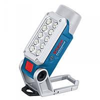 Аккумуляторный фонарь Bosch GLI DeciLED