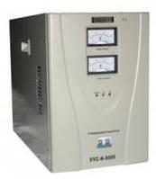 Стабілізатор напруги сервопривідний SVC-N-5000 / Стабилизатор напряжения SVC-N-5000