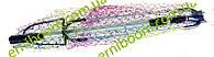 _Подсак  треугольный раскладной А12-60 60х60см цв.леска