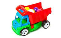 Машина грузовик Алекс с шариками