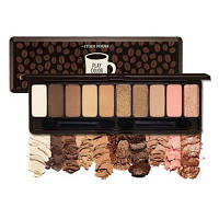 Etude House Play Color Eyes In The Cafe 10colors Палетка теней (10 оттенков)