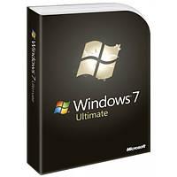 Microsoft Windows 7 Максимальная Украинская DVD BOX (GLC-00299)