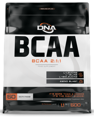 Olimp DNA BCAA 2:1:1 500g