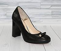 Классические туфли-лодочки. Натуральная кожа. Туфли женские 0447