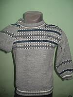 Детский свитер вязка Турция. 1-4года