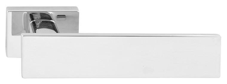 Дверные ручки TUPAI LINHA Q 2 2730 RE – хром, фото 1