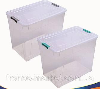 "Контейнер ""Smart Box"" 40 л Алеана, фото 2"