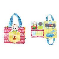 Детская игрушка «Мой первый домик-сумочка» МК8101-01 Масик