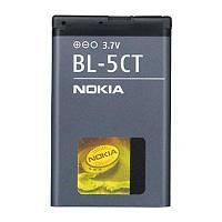 Оригинальный аккумулятор АКБ Nokia BL-5CT 3720 3720C 5220 6303 6303i 6730 C3-01 C5-00 C6-01 5630