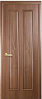Дверь ИНТЕРА СТЕЛЛА, ПВХ DeLuxe  grey, венге nev, золотая ольха, каштан, ясень (с гравировкой) тип3