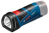 Аккумуляторный фонарь Bosch GLI PocketLED