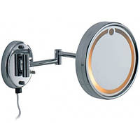 Зеркало подвесное для ванной комнаты с подсветкой Colombo Design B9966