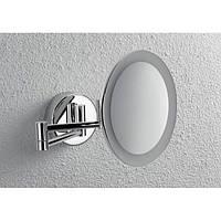 Зеркало подвесное для ванной комнаты с подсветкой Colombo Design Contract-Comunita B9751