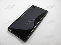 Полимерный TPU чехол OnePlus X