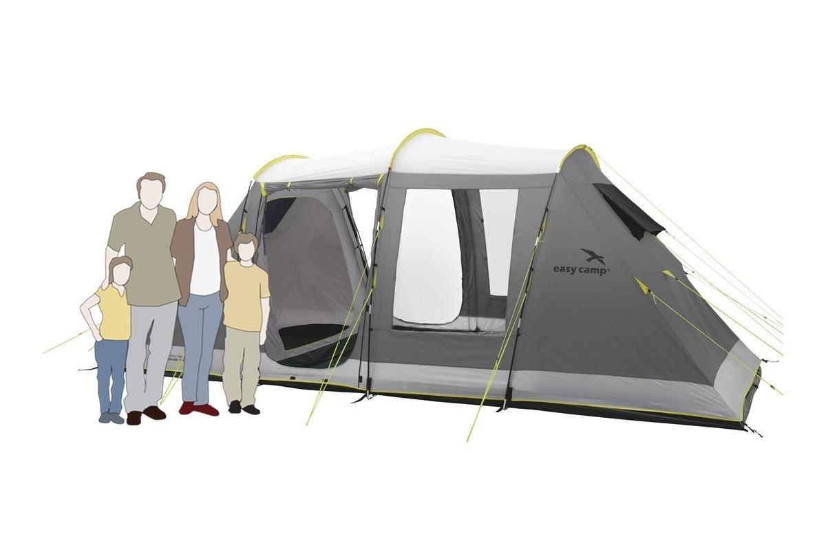 Палатка EASY CAMP HUNTSVILLE TWIN
