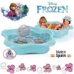 Песочница для детей 2в1 Холодное сердце INJUSA 2048