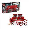 LEGO Speed Champions Феррари F14 и грузовик Скудерии Феррари 75913