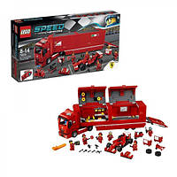 LEGO Speed Champions Феррари F14 и грузовик Скудерии Феррари 75913, фото 1