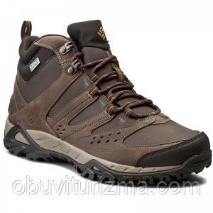 Ботинки Columbia PEAKFREAK XCRSN MID LEATHER OUTDRY (42 45)  выгодные цены  и доставка по Украине. Купить ботинки мужские от магазина