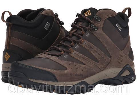 Ботинки Сапоги (Оригинал) Columbia Peakfreak XCRSN Mid Leather Outdry  Mud Caramel (42 45)  выгодные цены и доставка по Украине. Купить ботинки  мужские от ... f93be5e2f52