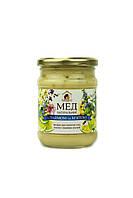 Мёд с лаймом и мятой