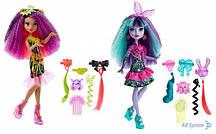 Куклы Monster High Electrified DVH69/6