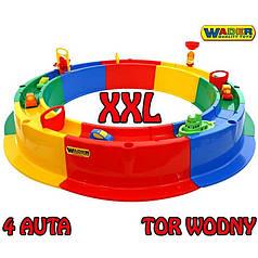 Песочница WADER 40923, кольцо с водой