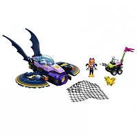 Lego DC Super Hero Girls Бэтгёрл погоня на реактивном самолёте 41230