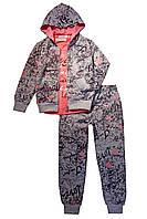 Спортивный костюм для девочки; 98, 110, 116 размер