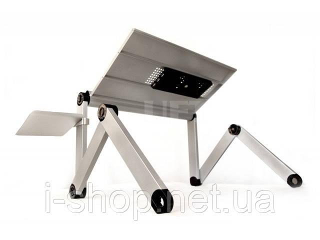 Столик трансформер для ноутбука UFT StarDreamer Silver