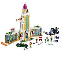 Lego DC Super Hero Girls Школа супергероев 41232