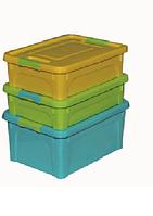 """Контейнер """"Smart Box"""" spring  0,375 л Алеана"""