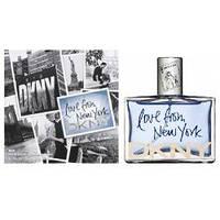 Туалетная вода мужская DKNY Love From New York