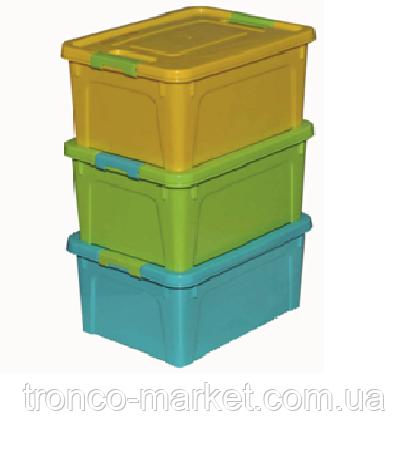 """Контейнер """"Smart Box"""" spring 3,5л Алеана, фото 2"""