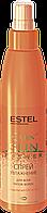Estel Professional Curex SunFlower Spray Спрей увлажнение и защита от UV-лучей 200 мл