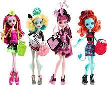 Куклы Monster High Monster Exchange CFD17/6