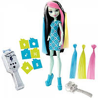 Куклы Monster High Frankie Stein Voltageous Hair DNX36 /4