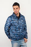 Куртка мужская осенняя без капюшона №225KF047