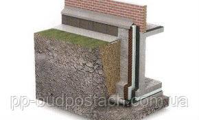 Утеплення фундаменту, підлоги, стелі і даху