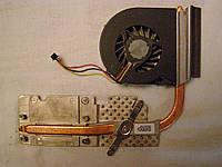 Система охлаждения HP Compaq 615 Рабочая!