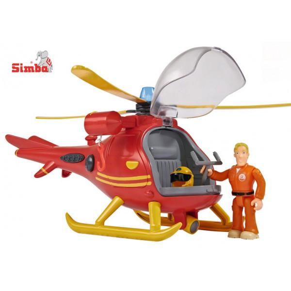 Вертолет спасательный Пожарный Сэм Simba 9251661