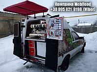 Мобильная кофейню из Таврии Пикап от 2500$.