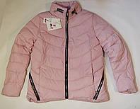 Подростковая демисезонная куртка на девочку 12-16 лет