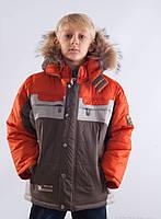 Куртка зимняя для мальчика (KIKO)-2241