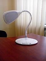Лампа настольная Tiross TS 1802 на 60 LED диодов, с гибкой шейкой