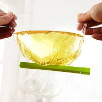 Зажим для пакетов/круп (для готовки, кухни), полезно (6 шт/Уп.)